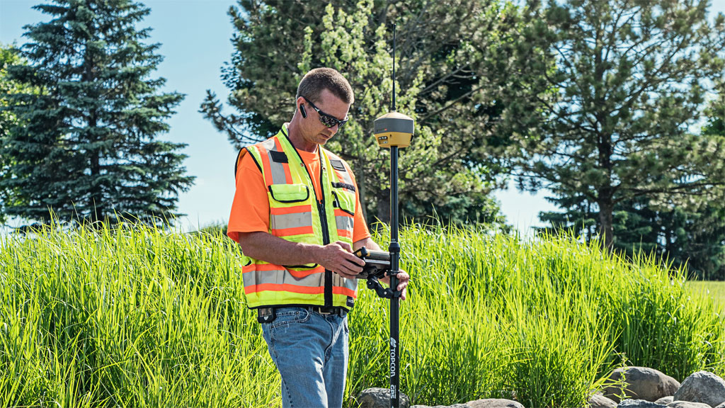 Topcon GNSS-Systeme
